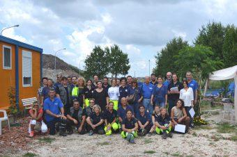 Campo Scuola della Protezione Civile di Lugo (RA) – 2014
