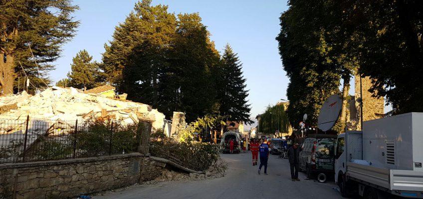 SISMA. Cresce il bilancio delle vittime: i morti sono 283