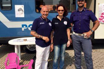 Progetto CAMPER – Il camper della Polizia di Stato contro la violenza di genere: 20 agosto 2016