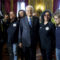 la delegazione della Federazione Psicologi per i Popoli assieme al Presidente della Repubblica in occasione dell'incontro informale del 29 marzo 2017