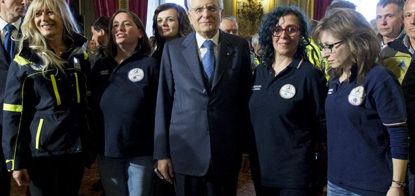 Incontro Informale al Quirinale con il Presidente Mattarella