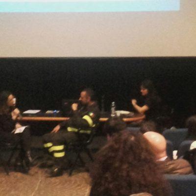 l'intervista al vigile del fuoco che ha partecipato alle missioni ad Amatrice e Rigopiano
