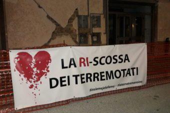 6 Aprile 2017: otto anni dal terremoto di L'Aquila, prosegue l'impegno della nostra Associazione
