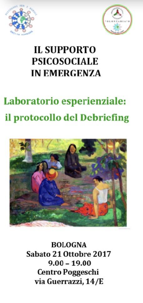 laboratorio Debriefing