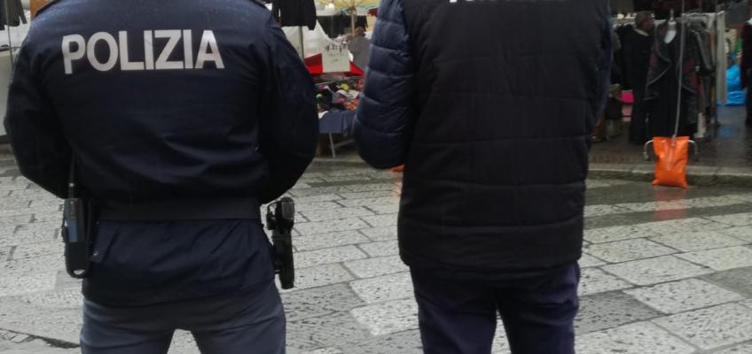 Anche a Reggio Emilia PxP in piazza a fianco della Polizia di Stato