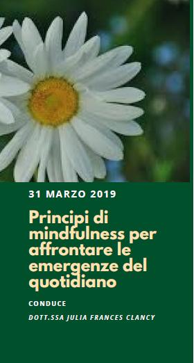 Prima formazione 2019: il metodo Palouse Mindfulness MBSR