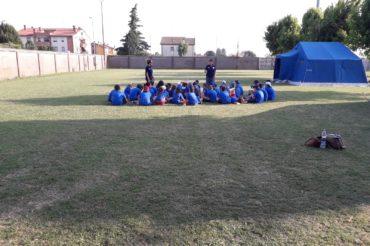 Campo didattico 2019 ad Altedo