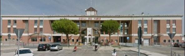 Emergenza coronavirus: collaborazione tra VVFF di Rimini e PxP E-R